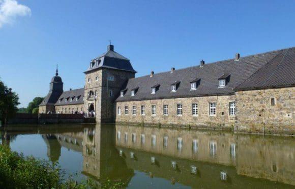 Schloss Wanderung Lembeck
