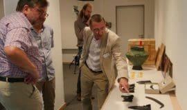 Funde aus Westfalen zur Archäologie-Ausstellung