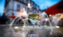 Weingenuss in der Bielefelder Altstadt