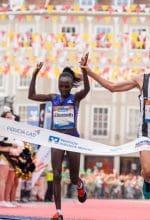 Bald startet der Volksbank-Münster-Marathon