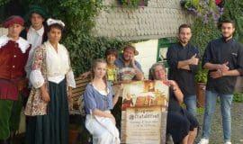 Siegen: Feiern in den Gassen der Altstadt