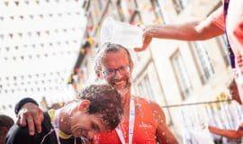 Münster: Training zum Marathonlauf