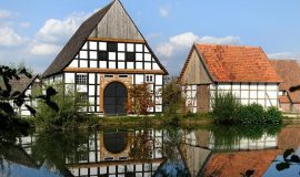 Detmold: Freier Eintritt ins Freilichtmuseum