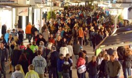 Moonlight-Shopping in Lippstadt