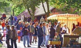 Herbstfest im LWL-Freilichtmuseum Hagen