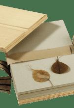 Für den Herbst: Die Blumen- und Pflanzenpresse