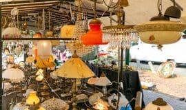 Münster: Letzter Flohmarkt auf der Promenade