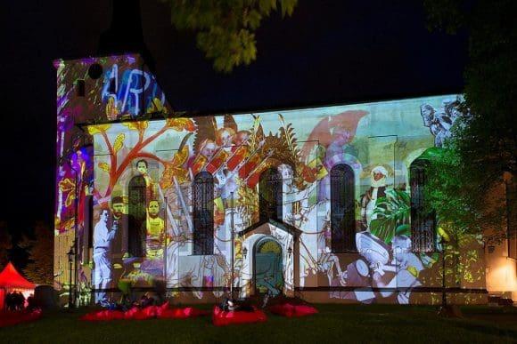 Lichtkunstfestival