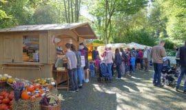 Herbstfest im Freilichtmuseum Hagen