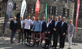 Münsterland GIRO mit starken Fahrern