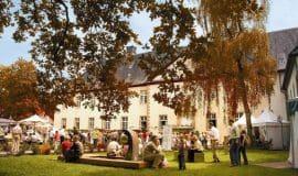 Schloss Wocklum zelebriert Landpartie