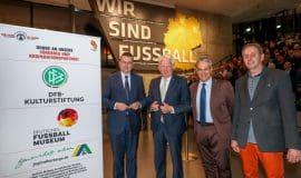 Fußballmuseum zeigt Wanderausstellung