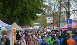 Viel Tradition beim Herbst- und  Bauernmarkt