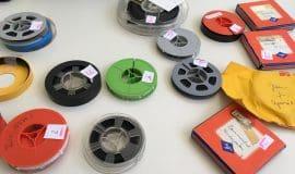Installation in Borken zeigt Super 8 Filme