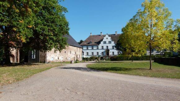 Schloss Wehrden Herbst-Cocktail