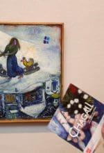 Picasso-Museum: Chagall als wacher Träumer
