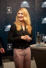 Stefanie Graf besuchte Starlight Express
