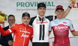 Max Walscheid gewinnt 13. Münsterland Giro