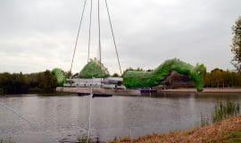 Rietberg: Seeungeheuer ist abgetaucht