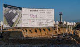 BERESA startet mit dem Bau des AirportCenters