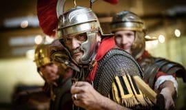 Das LWL-Römermuseum feiert Geburtstag