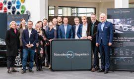 Daimler Vorstand bei BERESA in Münster