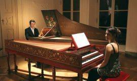 Altes Pfarrhaus: Konzert mit zwei Cembali