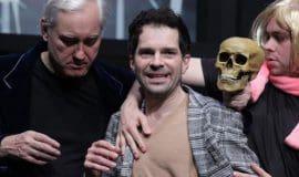 """Borchert Theater: """"Jugend ohne Gott"""""""