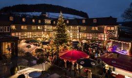 Grünkohl mit Mettwurst und Sauerländer Wild – Am dritten Advent Weihnachtsmarkt im Gutshof