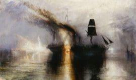Große Turner-Ausstellung Ende 2019 in Münster