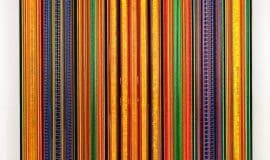 Die leuchtenden Farben von Peter Leidig