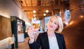 Beruf: Bier-Sommelière