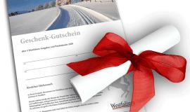 Last Minute Geschenk: Ein Jahr Westfalium