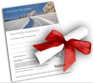 Originelle Geschenke - Westfalium Geschenkabonnement