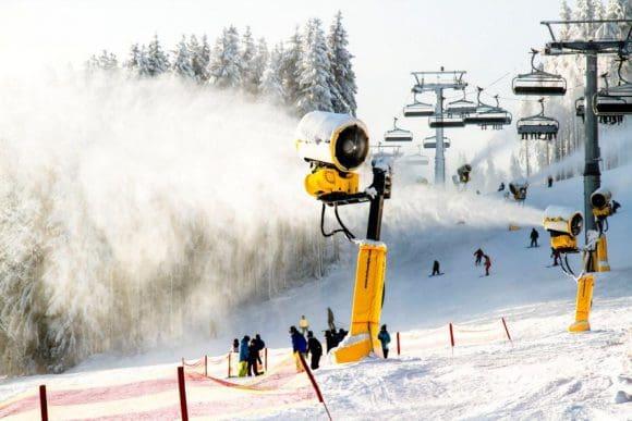 Sauerland Skifahren