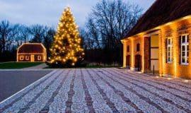 Weihnachtsglanz auf Gut Nottbeck