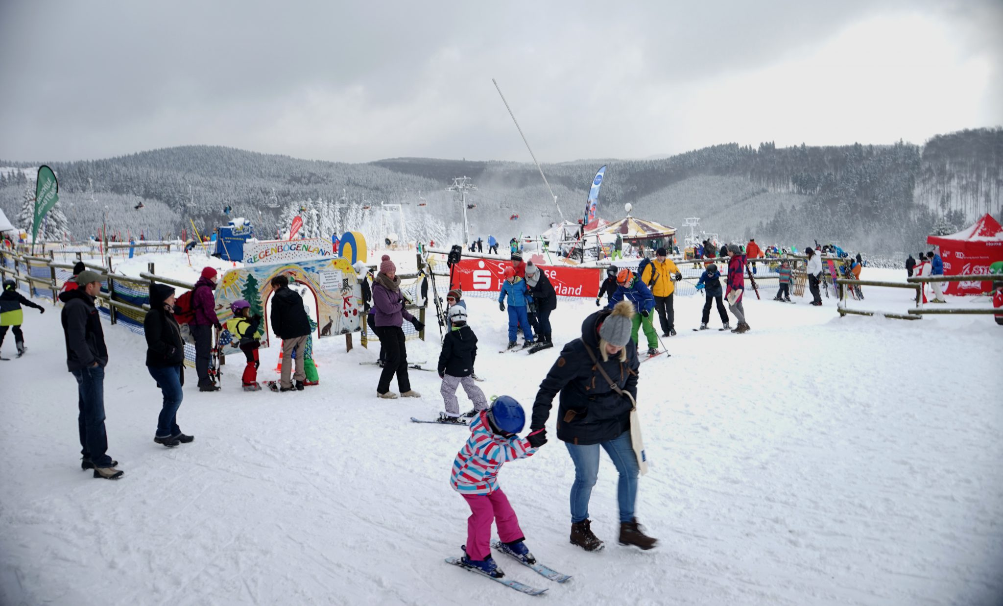 World Snow Day – das Event für Kinder