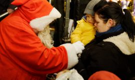 In Beckum öffnet der Weihnachtsmarkt