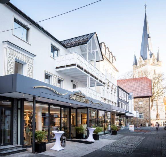 Westfälische Konditorei des Jahres: Die Schokoldanemanufaktur Sauerland in Menden