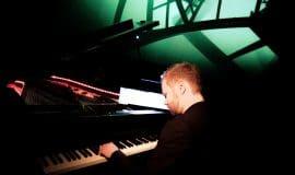 Klavier-Konzert im LWL-Planetarium