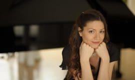 Ekaterina Litvintseva in der Wandelhalle