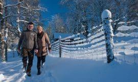 Romantik im Schnee
