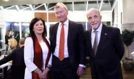 Westfalen-Vorstand Reiner Ropohl verabschiedet