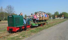 Bahn frei im Emsland
