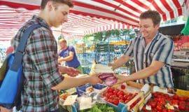 Bielefelder Abendmarkt startet wieder