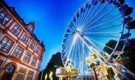 Bielefeld feiert fünf Tage Leineweber-Markt
