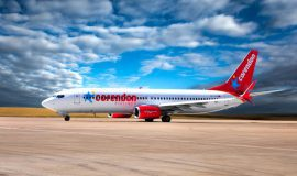 Corendon Airlines stationiert Flugzeug am FMO