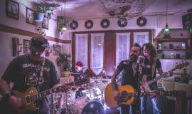 Schuhfabrik: Blues-Rock und Rock´n´Roll