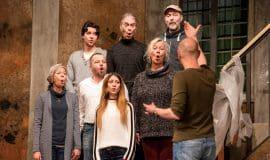 Ruhrpott-Chor probt fürs Quartiersjubiläum