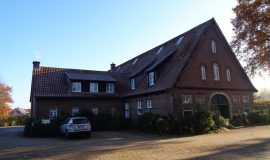 Alter Bauernhof-modernes Hotel